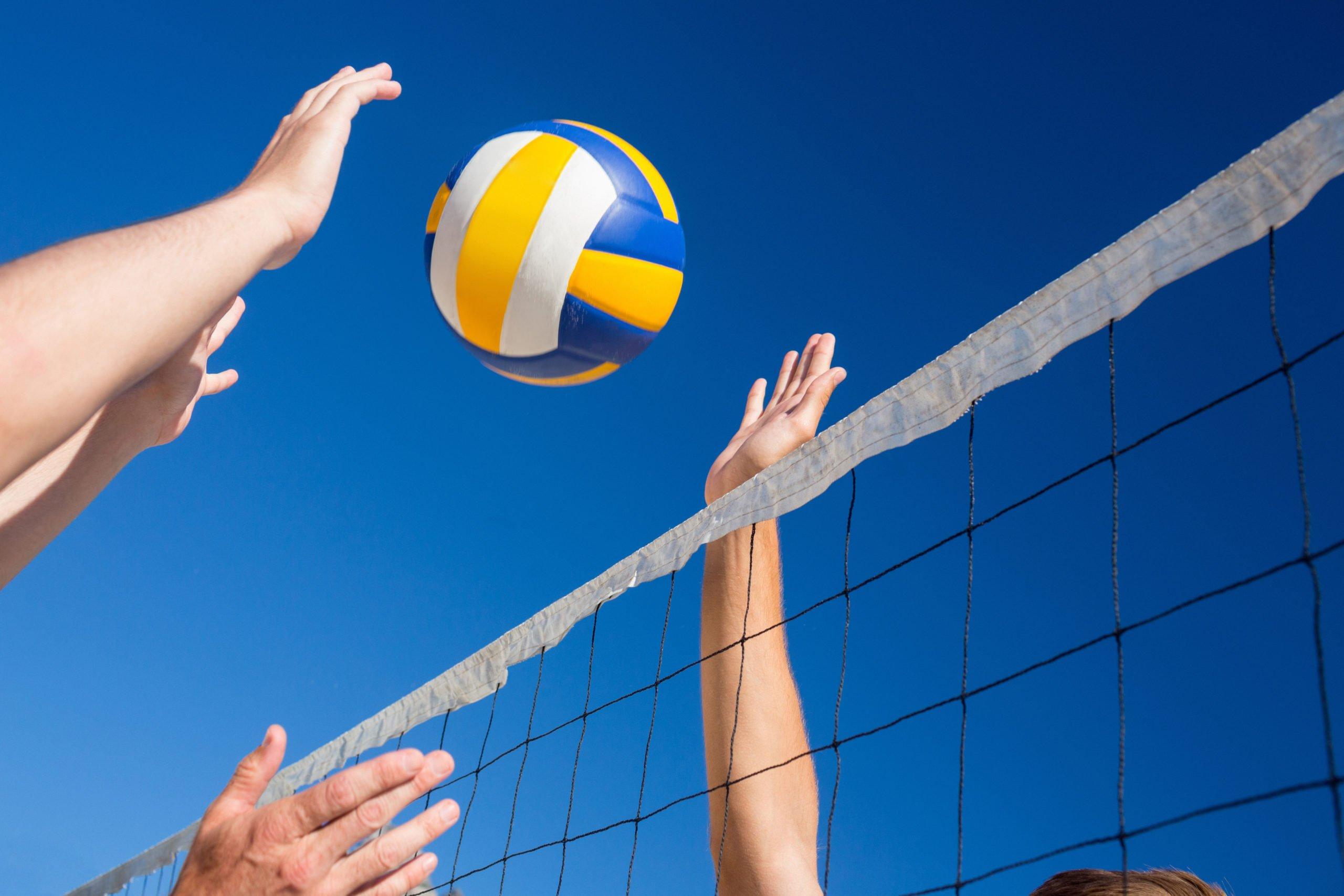 Первенство по волейболу среди клубов для детей и молодежи